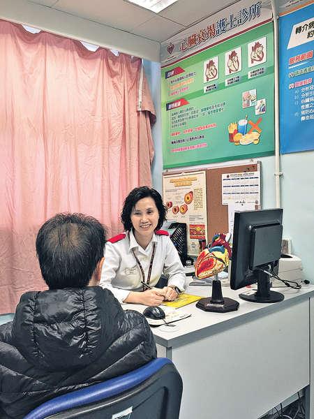 護士診所助心臟病患減入院