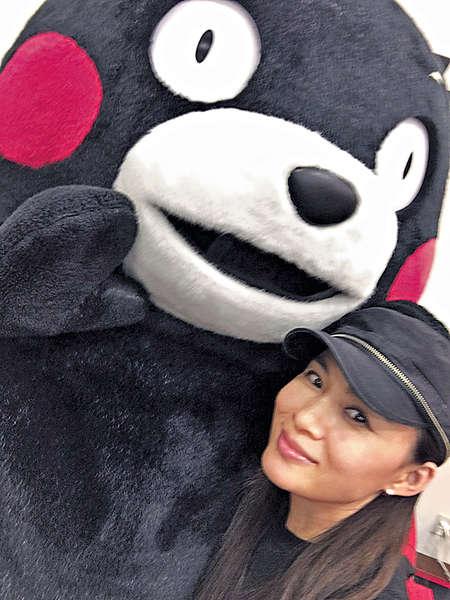 去九州跟熊本熊約會