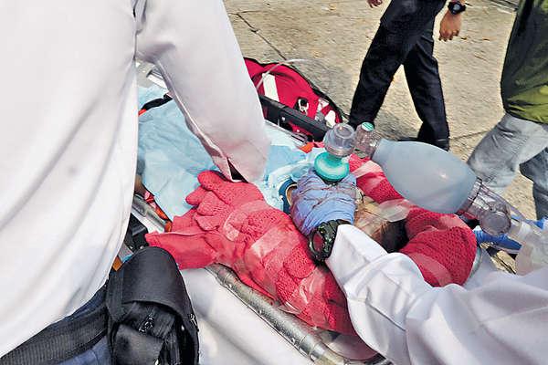 隨菲籍母訪外傭中心 3歲女16樓男廁 離奇墮斃
