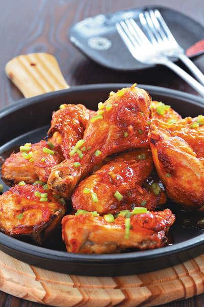 韓國過江炸雞 脆到咔咔聲