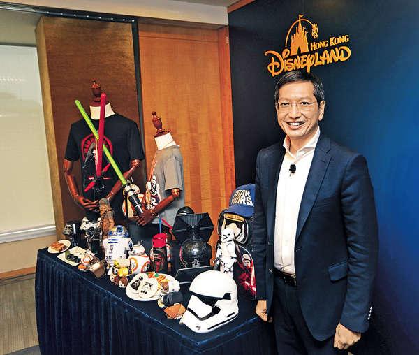 迪士尼CEO唔易做