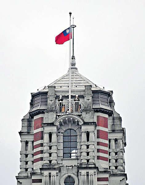 震災116人罹難 全台下半旗致哀