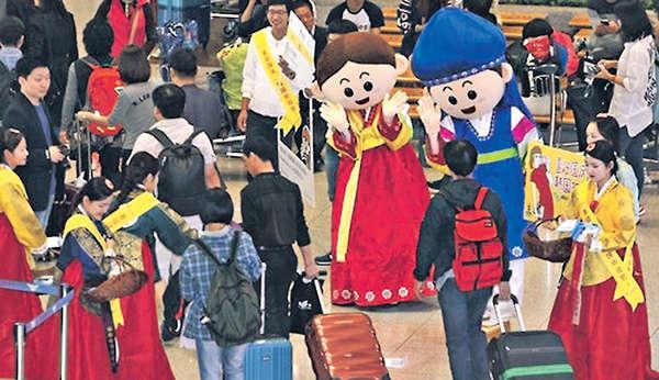 中國遊客帶旺 韓百貨業生意勁升50%