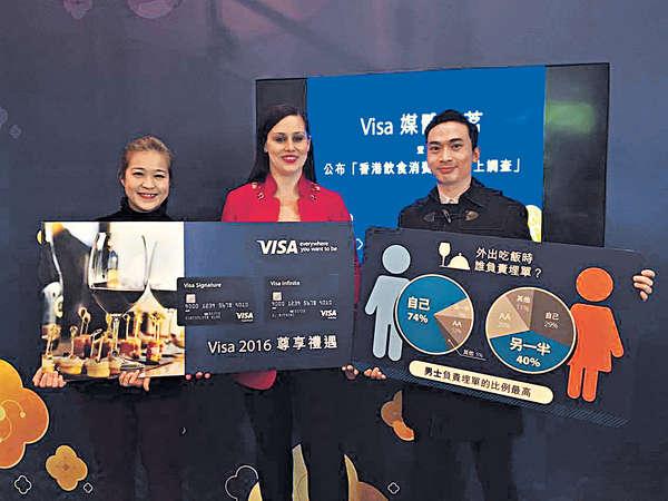 Visa高層教路:去5星酒店鋸扒都可買1送1