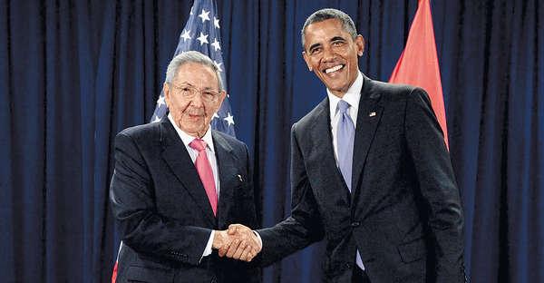 奧巴馬料訪古巴 創88年歷史