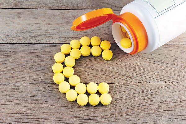 高劑量維他命C 助長肝癌