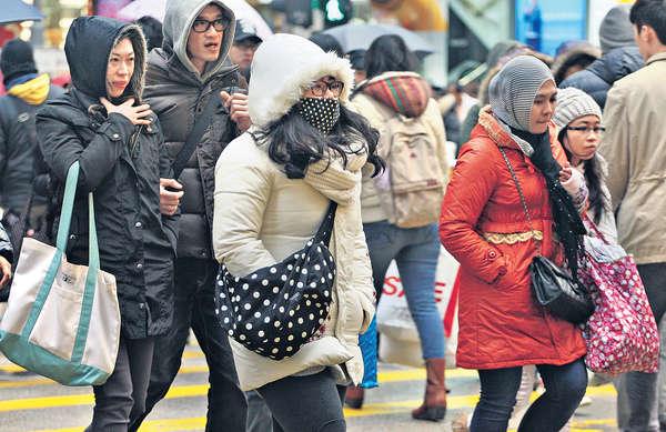 超級寒潮恐3月再臨