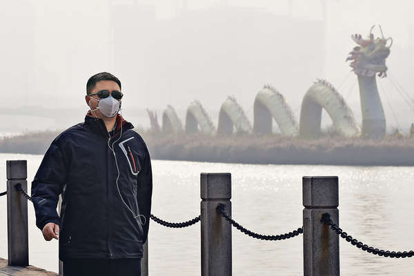 中美研究:霧霾致肥