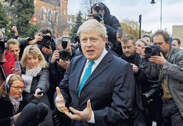 倫敦市長撑脫歐