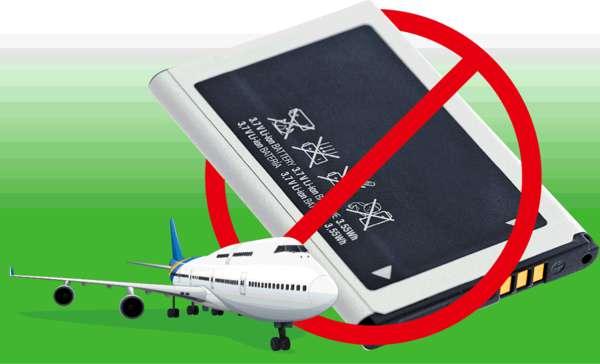 民航機禁貨運鋰電池 4月生效