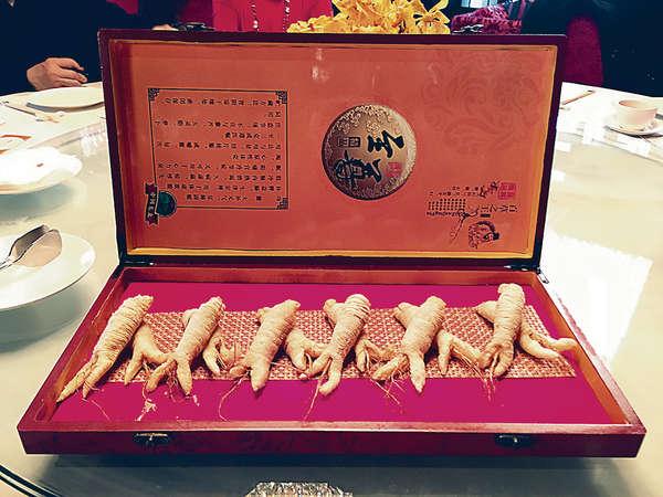 $998「皇」金8道菜 食得獎鮑魚人參