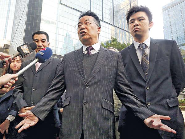 劉夢熊妨礙司法公正 即收監18月