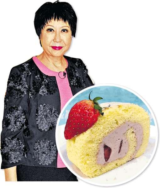 May姐出完卷蛋 再秘製甘筍蛋糕