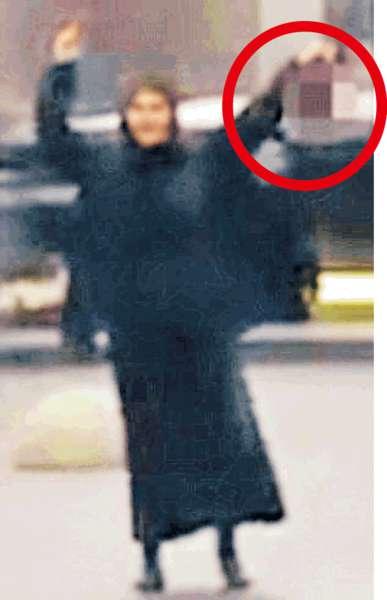 婦莫斯科持小童頭顱 高呼真主偉大