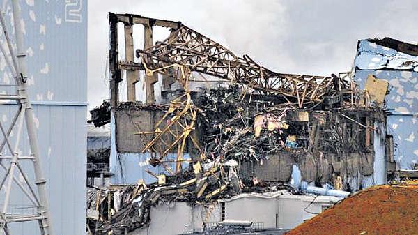 福島核災5周年 東電高層首被控