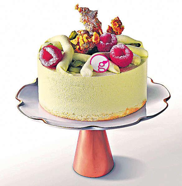 Grande Chef蛋糕 限量供應