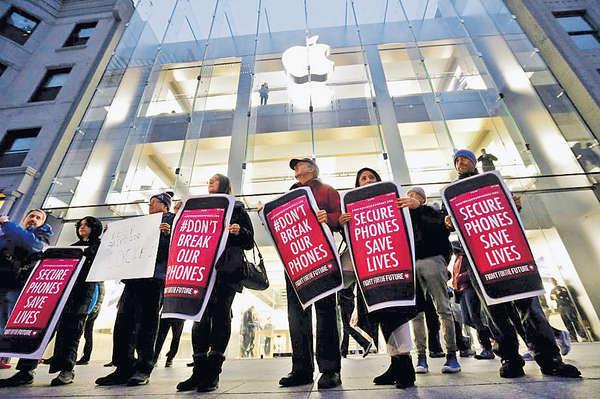 蘋果紐約勝訴 毋須助解iPhone