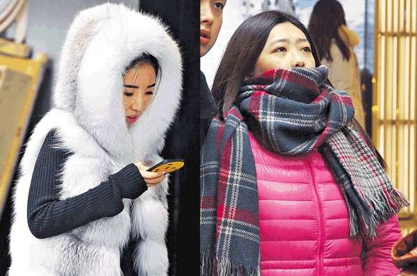 寒潮再臨 下周五料10℃