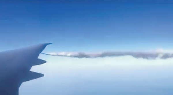 國泰客機引擎故障 放油降落土耳機