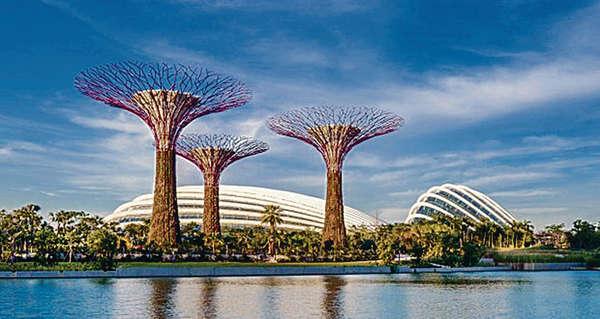 新加坡也不錯