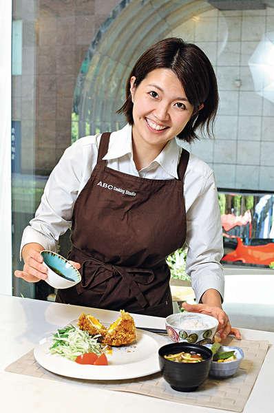 日本料理教室 自製甜品攻陷OL