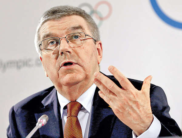 奧委會:物色難民參與奧運
