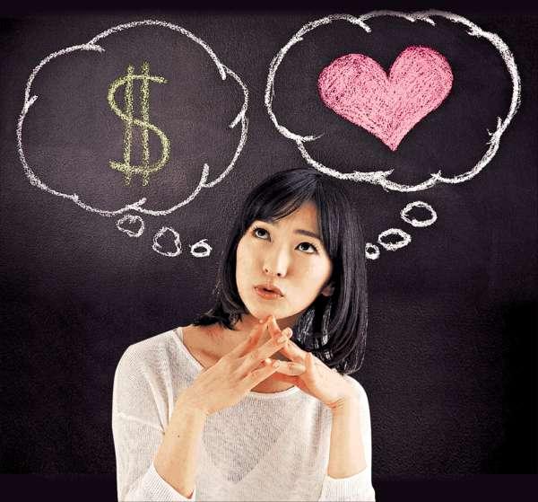港女幸福指數跌 金錢大過愛情