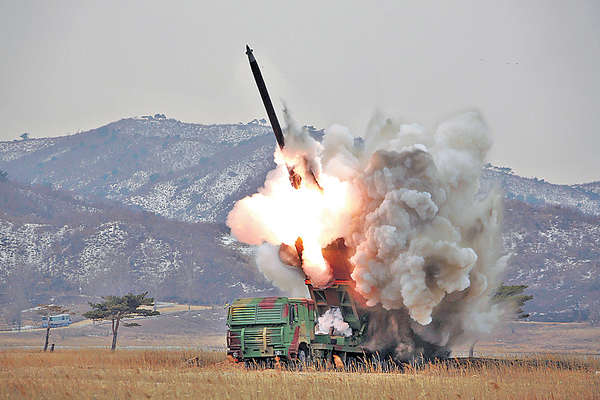 韓美今聯合軍演 規模6年最大