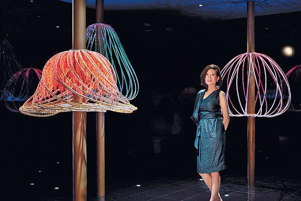 「香氣誘惑」藝術裝置 首展Art Central