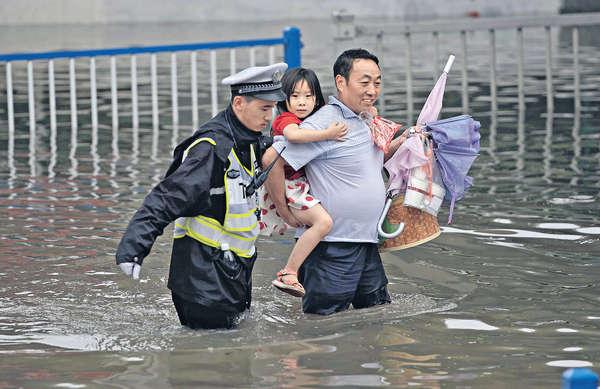 陸沉威脅 中國海平面上升快全球1倍
