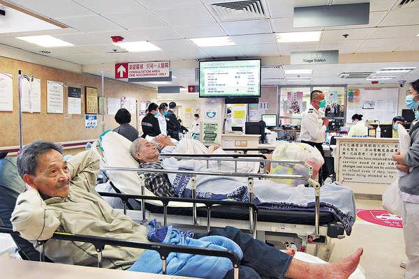 建醫療中心 應付流感