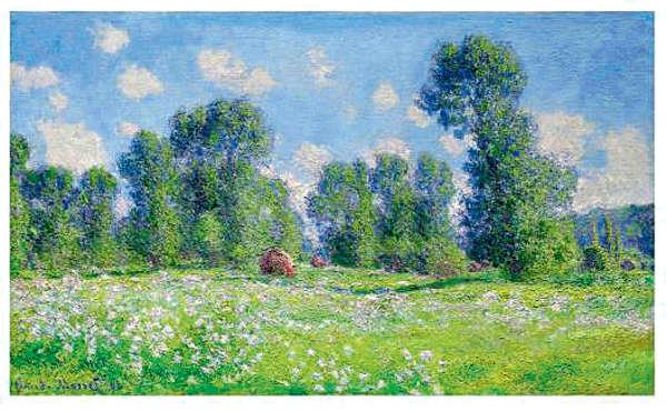 「法國五月」 莫奈17名畫亮相