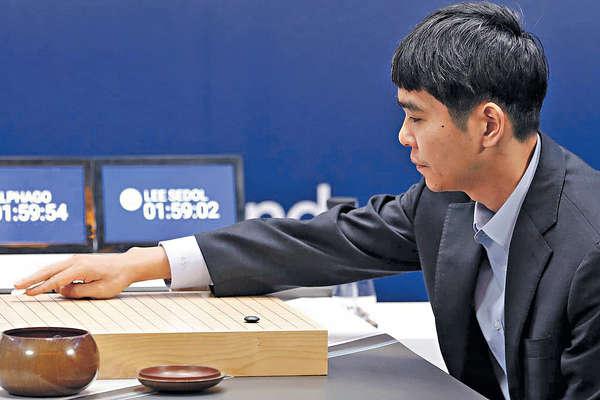 南韓棋王首勝超級電腦
