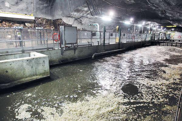 陳茂波:市民歡迎沙田污水廠搬遷