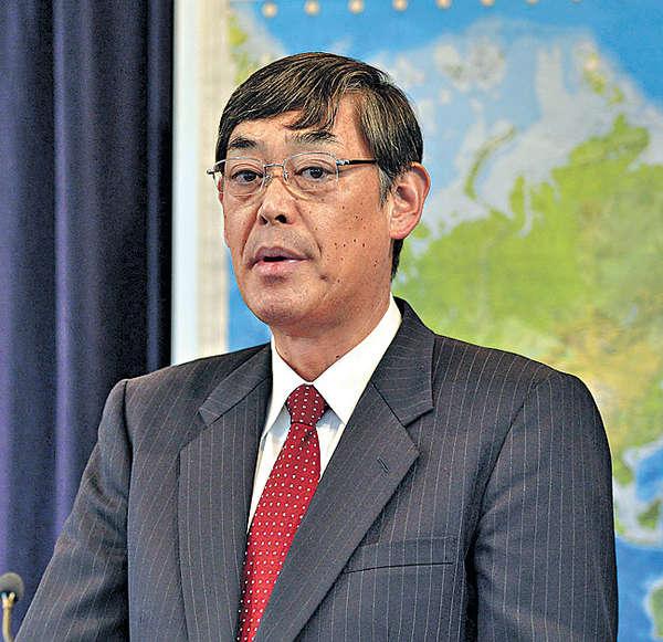 「中國通」橫井裕 接任中國駐華大使