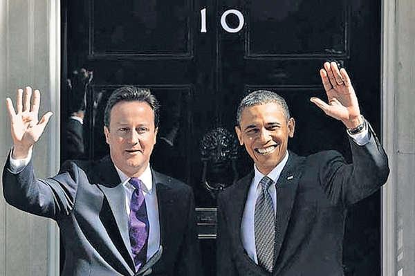 傳奧巴馬下月訪英 力撑留歐盟