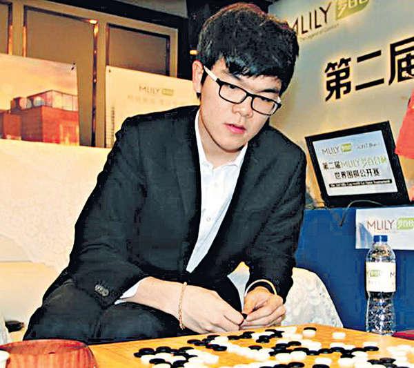 AlphaGo向華棋聖「下戰書」