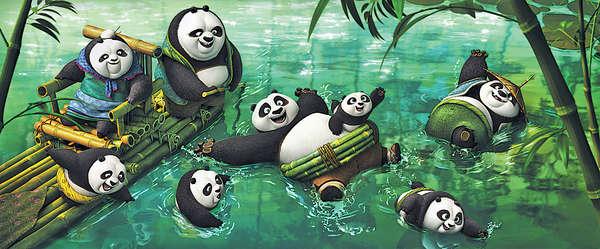 《功夫熊貓3》 愛•尋根
