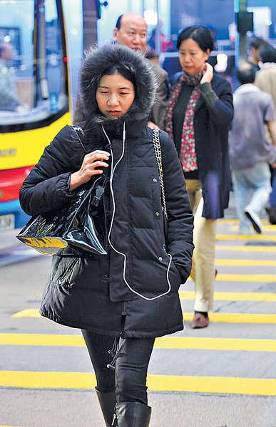 下周六13℃ 69年最凍復活節
