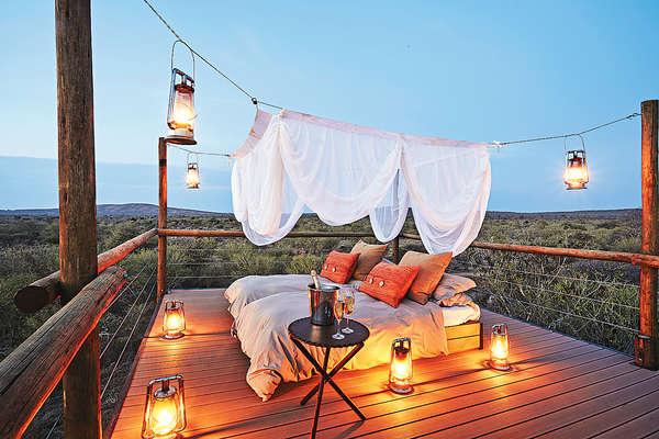 環球野外豪華營
