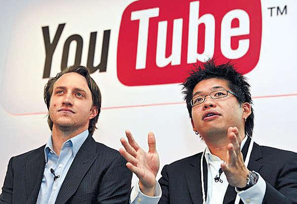 YouTube原是約會網站