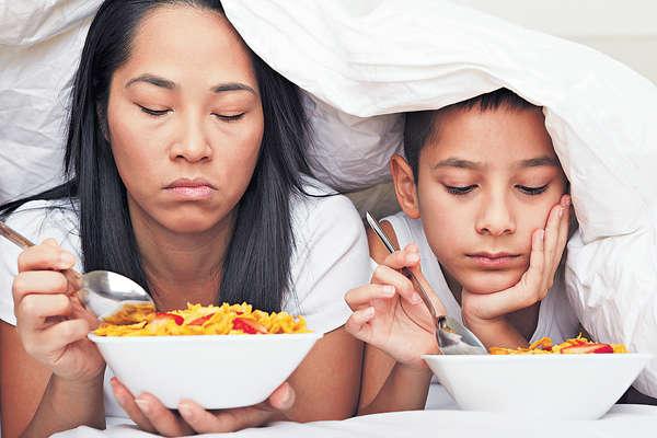 宜避吃菇菌番茄 潮濕天腸胃差