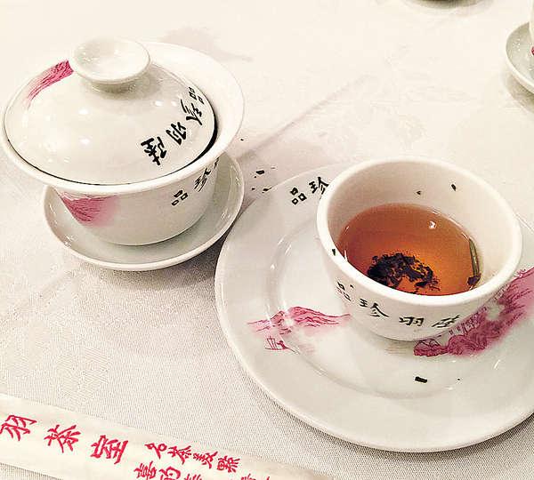 飲茶和甜點