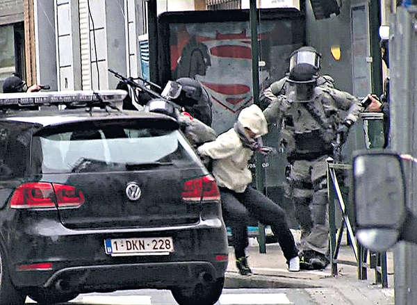巴黎恐襲主謀認縮沙:本來打算自爆