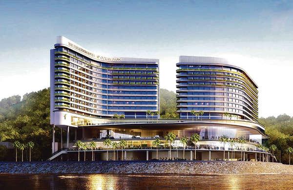 海洋公園新酒店 設計圖曝光