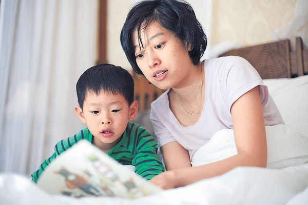 講故事指導 改善子女讀寫能力