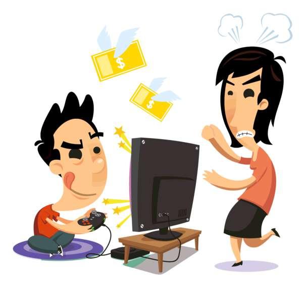 老公打機狂花錢 老婆怒刪遊戲帳戶