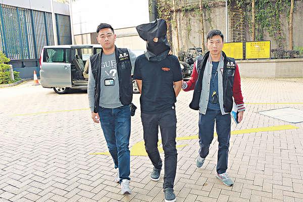 警搗賣淫集團拘38人