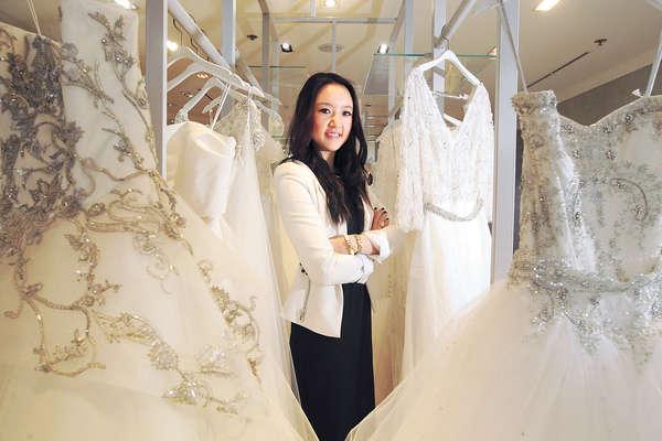 台妹為港女編織夢想婚禮