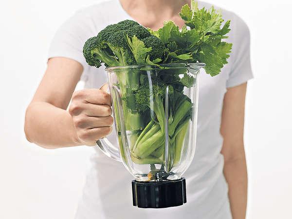 亂飲蔬果汁 小心皮膚老化
